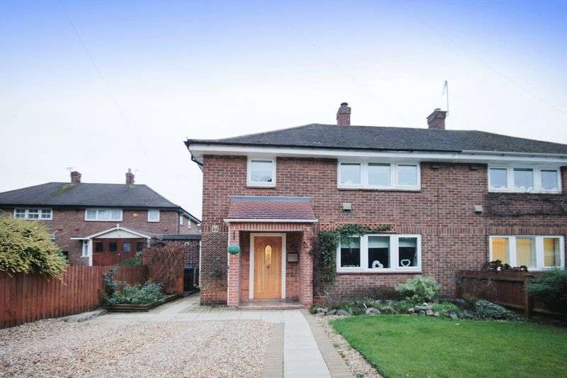 3 Bedrooms Semi Detached House for sale in KINGSWAY, DERBY