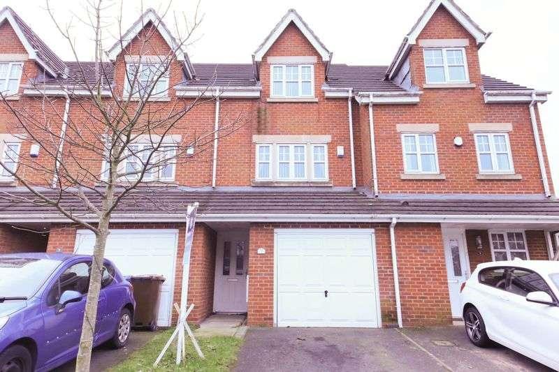 3 Bedrooms Terraced House for sale in Fieldings Close, Pemberton, Wigan
