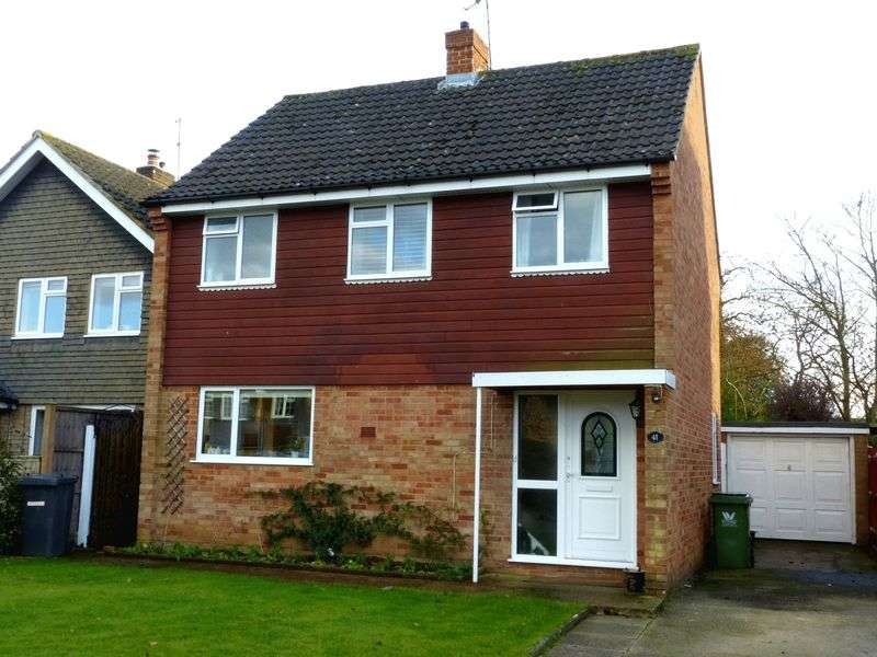 3 Bedrooms Detached House for sale in Southbourne Drive-Bourne End