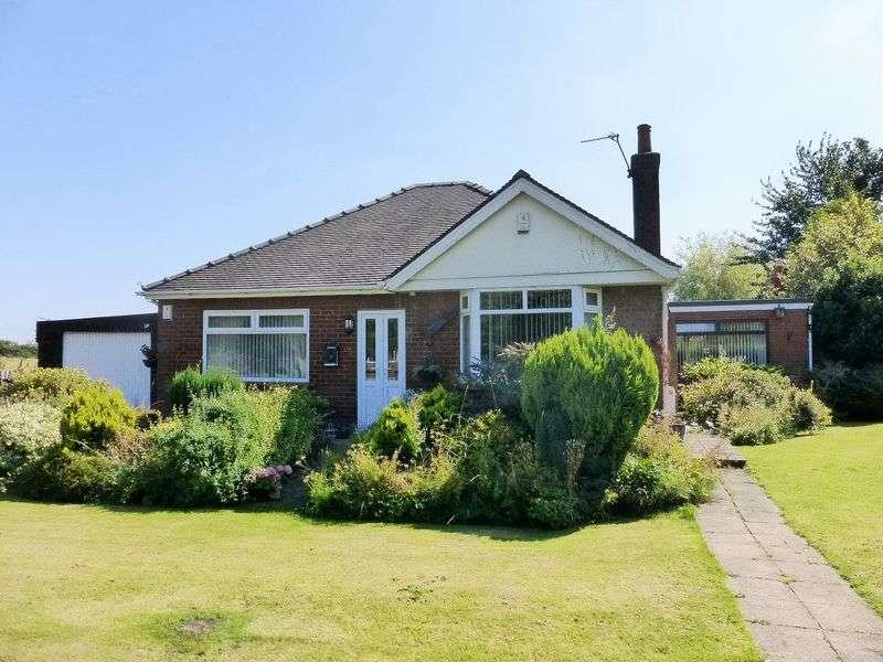 3 Bedrooms Detached Bungalow for sale in Blackgate Lane, Tarleton, Preston
