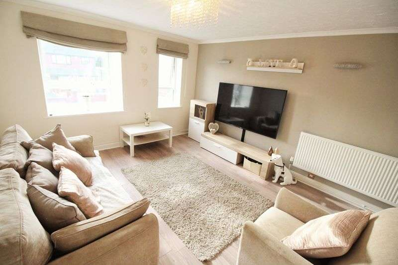 1 Bedroom Flat for sale in Windmill End, Dudley
