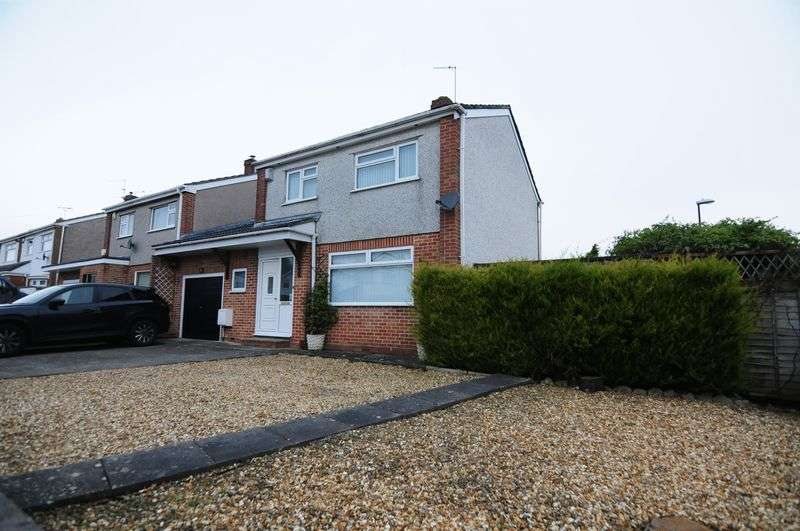 3 Bedrooms Detached House for sale in Bifield Road, Stockwood, Bristol, BS14