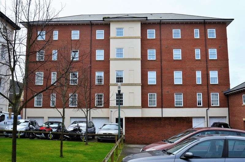 1 Bedroom Flat for sale in St James House, Gloucester