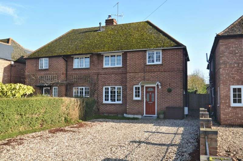 3 Bedrooms Semi Detached House for sale in Park Road, Didcot