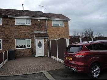 3 Bedrooms Semi Detached House for sale in Chalfont Way, Stockbridge Village, Liverpool