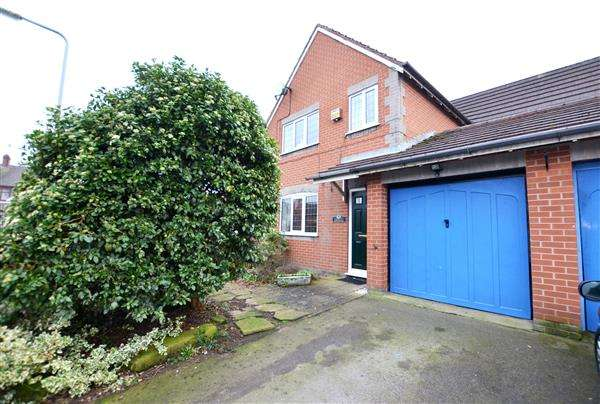 4 Bedrooms Semi Detached House for sale in Andicia, Beck Road, Madeley, Madeley