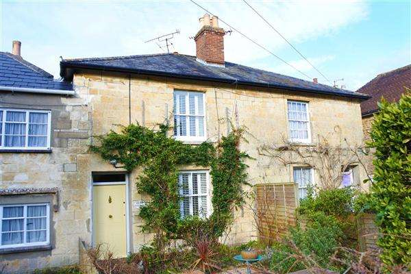 2 Bedrooms Cottage House for sale in Briar Cottage, Church Walk, Queen Street,, Gillingham