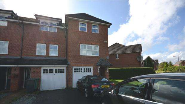 3 Bedrooms End Of Terrace House for sale in Rycroft Meadow, Beggarwood, Basingstoke