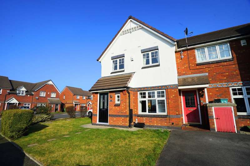 3 Bedrooms Town House for sale in Ingleby Close, Westhoughton