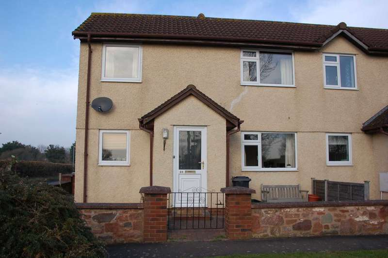 2 Bedrooms End Of Terrace House for sale in Webbers