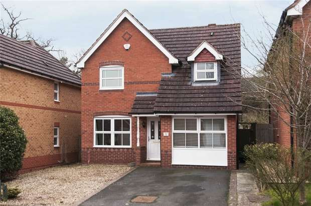 3 Bedrooms Detached House for sale in St Margaret Road, Ludlow, Shropshire