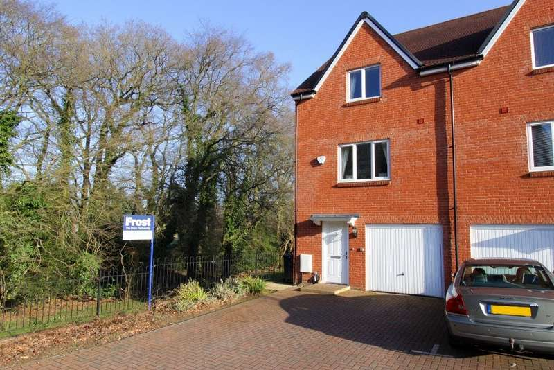 4 Bedrooms Semi Detached House for sale in Old Saw Mill Place, Little Chalfont, HP6