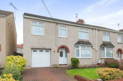5 Bedrooms End Of Terrace House for sale in Windsor Place, Mangotsfield, Bristol, Gloucestershire