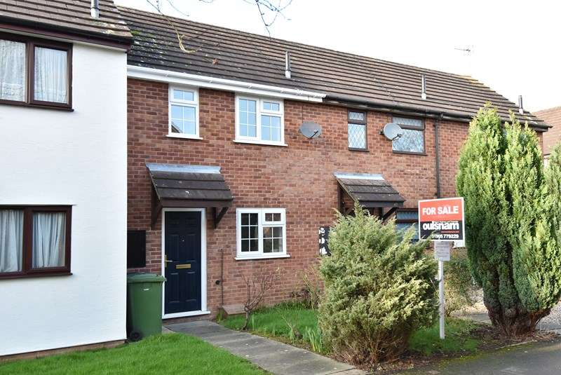 1 Bedroom Terraced House for sale in Trent Close, Droitwich