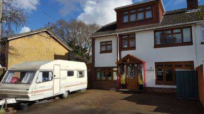 5 Bedrooms Semi Detached House for sale in Totton, Southampton, Hampshire
