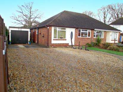 2 Bedrooms Bungalow for sale in Totton, Southampton, Hampshire