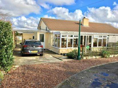 2 Bedrooms Bungalow for sale in St. Day, Redruth, Cornwall