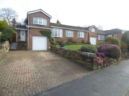 3 Bedrooms Bungalow for sale in Roewood Lane, Macclesfield, Cheshire