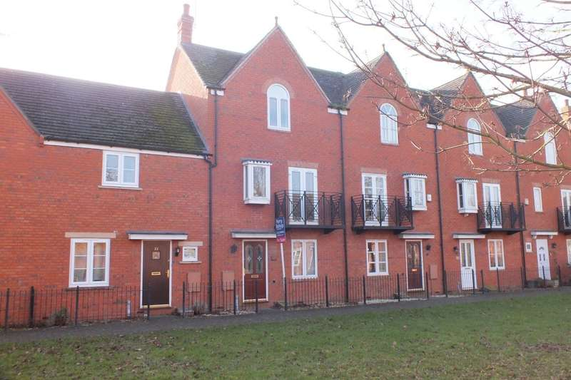 3 Bedrooms Town House for sale in Walton Cardiff, Tewkesbury