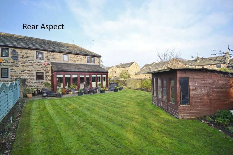 3 Bedrooms Unique Property for sale in Old Mount Farm, Woolley, Wakefield