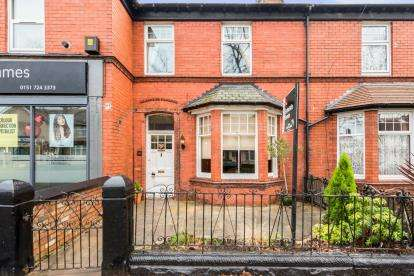 4 Bedrooms Terraced House for sale in Rose Lane, Liverpool, Merseyside, L18