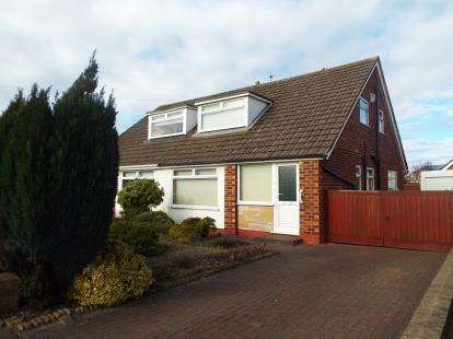 3 Bedrooms Semi Detached House for sale in Mounthouse Close, Formby, Liverpool, Merseyside, L37
