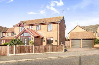 4 Bedrooms Detached House for sale in Carlton Colville, Suffolk, .