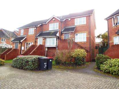 2 Bedrooms Mews House for sale in Orchard Rise, Grendon, Atherstone, Warwickshire