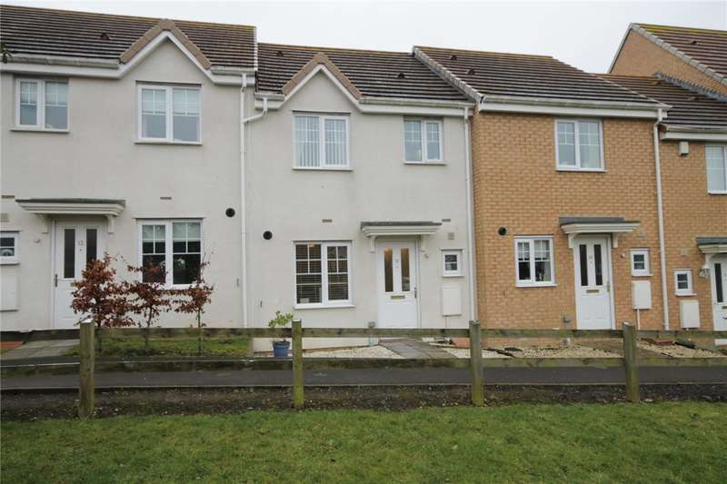 3 Bedrooms Terraced House for sale in The Green, Consett, County Durham, DH8