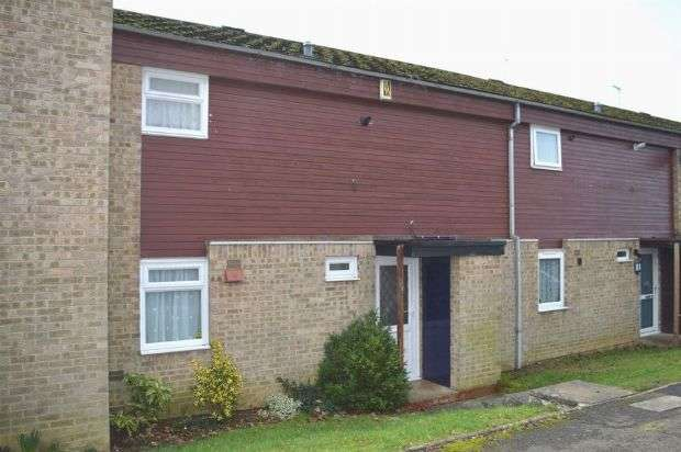 3 Bedrooms Terraced House for sale in Wade Meadow Court, Lings, Northampton NN3 8ND