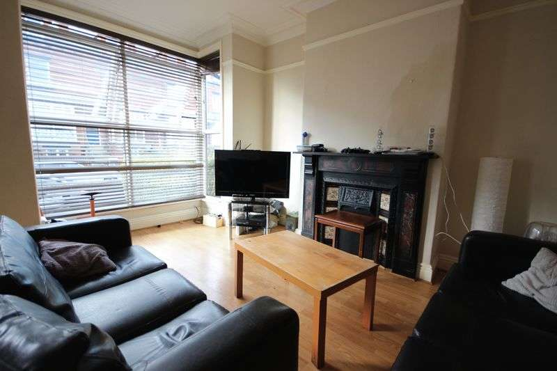 5 Bedrooms Terraced House for rent in Grimthorpe Terrace, Headingley