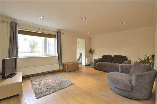 3 Bedrooms Semi Detached House for sale in Blackmore Drive, BATH, Somerset, BA2 1JN