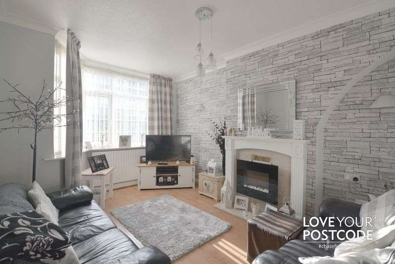 3 Bedrooms Terraced House for sale in Wesley Avenue, Halesowen B32 2PJ