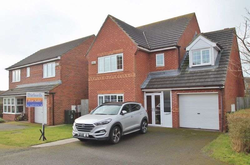 4 Bedrooms Detached House for sale in Chervil, Coulby Newham