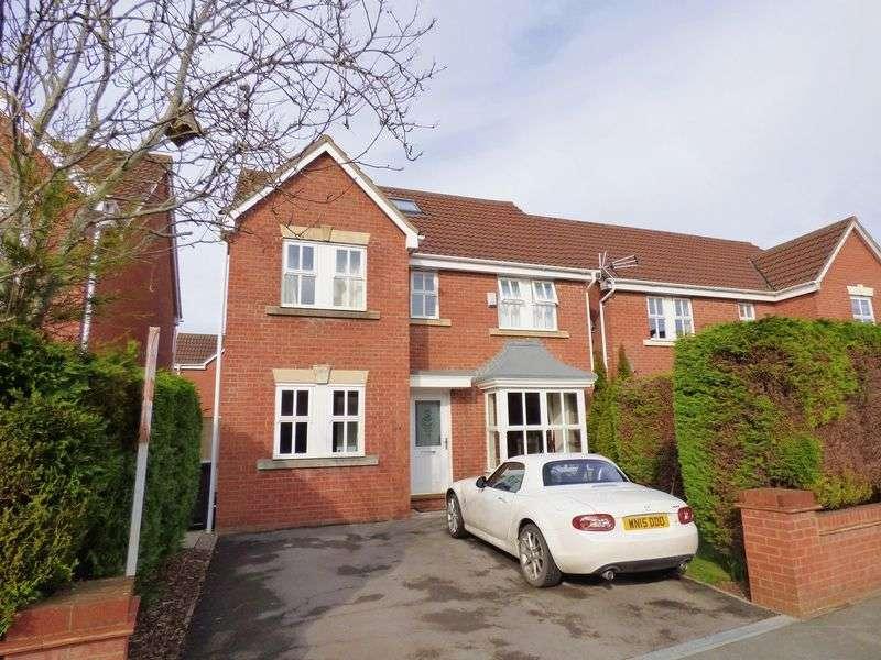 5 Bedrooms Detached House for sale in Longridge Way, Weston-Super-Mare