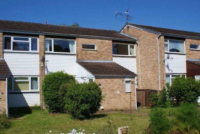2 Bedrooms Flat for sale in Rickman Close, Woodley