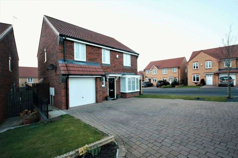 4 Bedrooms Detached House for sale in Newbury Road, Saltburn-By-The-Sea