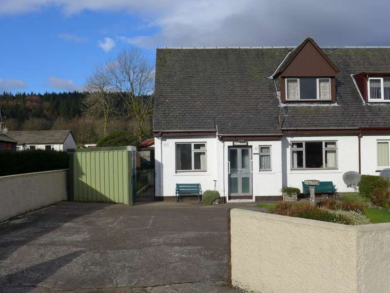 4 Bedrooms Semi Detached House for sale in 12 Riochan, Inveraray, PA32 8UN