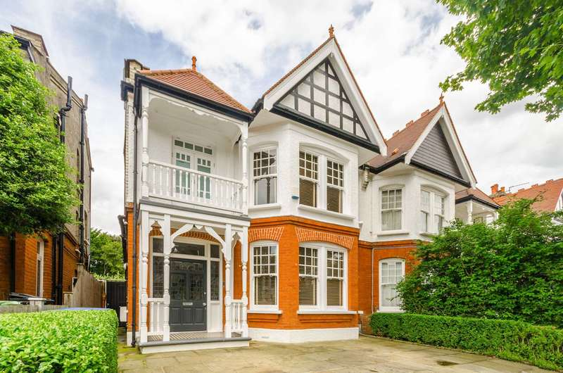 5 Bedrooms House for sale in Selborne Road, Southgate, N14
