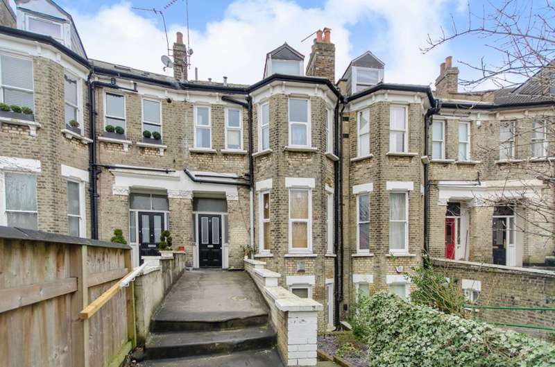 2 Bedrooms Flat for sale in Mill Lane, West Hampstead, NW6