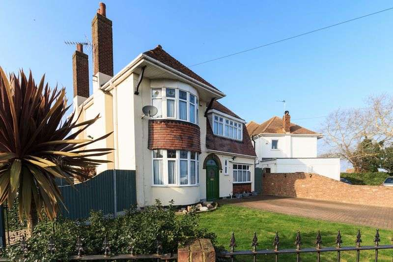 5 Bedrooms Detached House for sale in Beckley Road, Sheerness