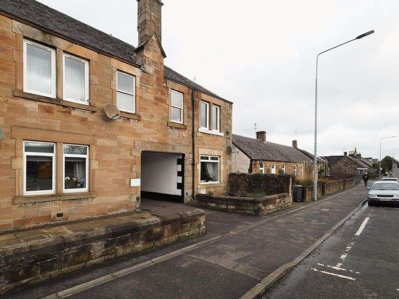 1 Bedroom Flat for sale in West Main Street, Broxburn, EH52 5LG