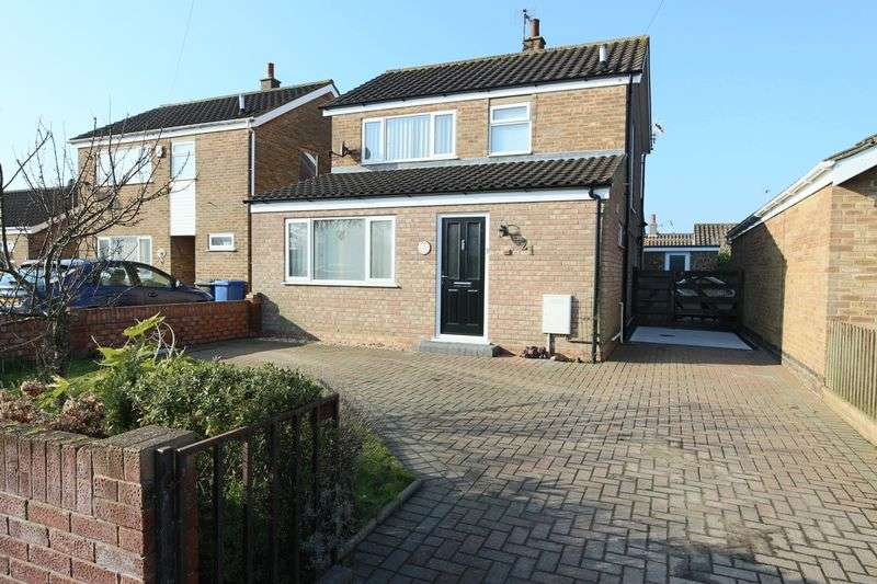 3 Bedrooms House for sale in Saffron Square, Pakefield, Lowestoft