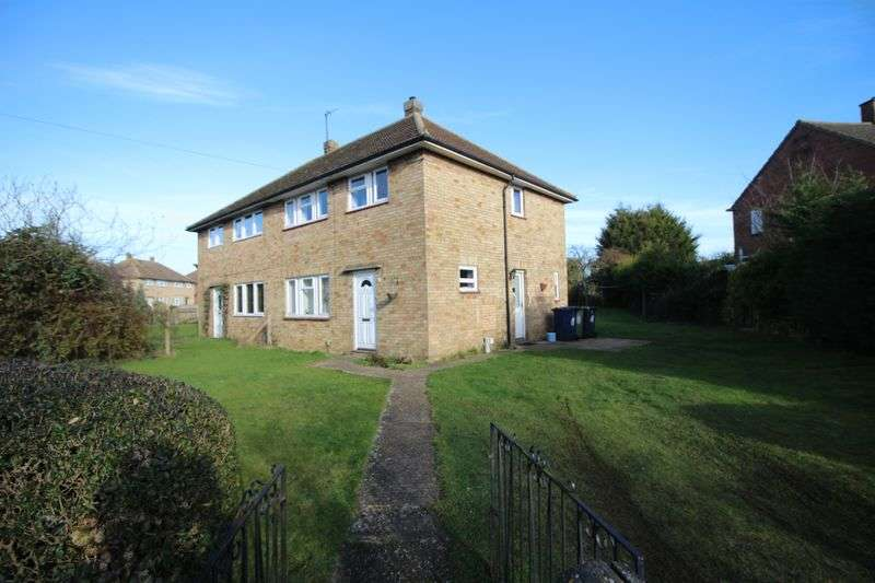 3 Bedrooms Semi Detached House for sale in Drivers Avenue, Huntingdon, Cambridgeshire