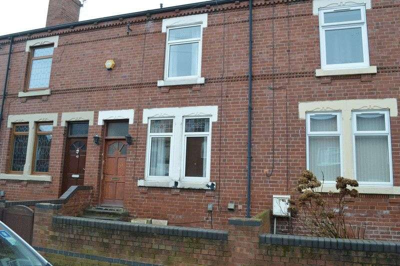 2 Bedrooms Terraced House for sale in Smawthorne Lane, Castleford