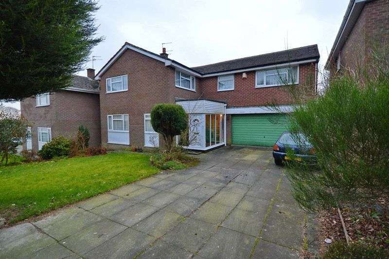 6 Bedrooms Detached House for sale in Oakdale Close, Whitefield, Manchester