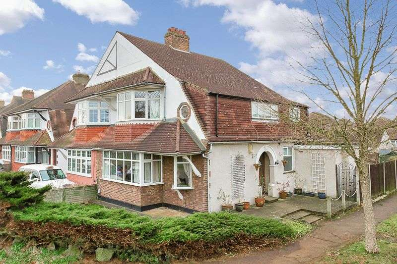 3 Bedrooms Semi Detached House for sale in Kingston Road, Epsom