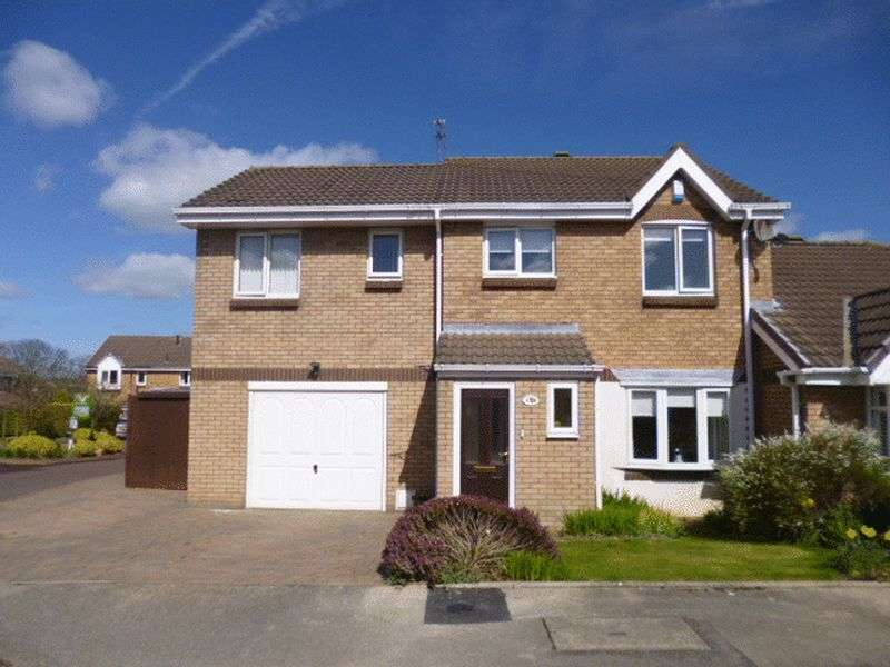 4 Bedrooms Semi Detached House for sale in Easby Close, Bishop Auckland