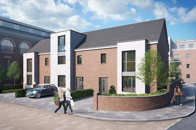 2 Bedrooms Property for sale in Excellent Gated Development, Manchester, M15 4AB