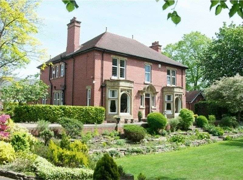 5 Bedrooms Detached House for sale in Station Road, Barnby Dun